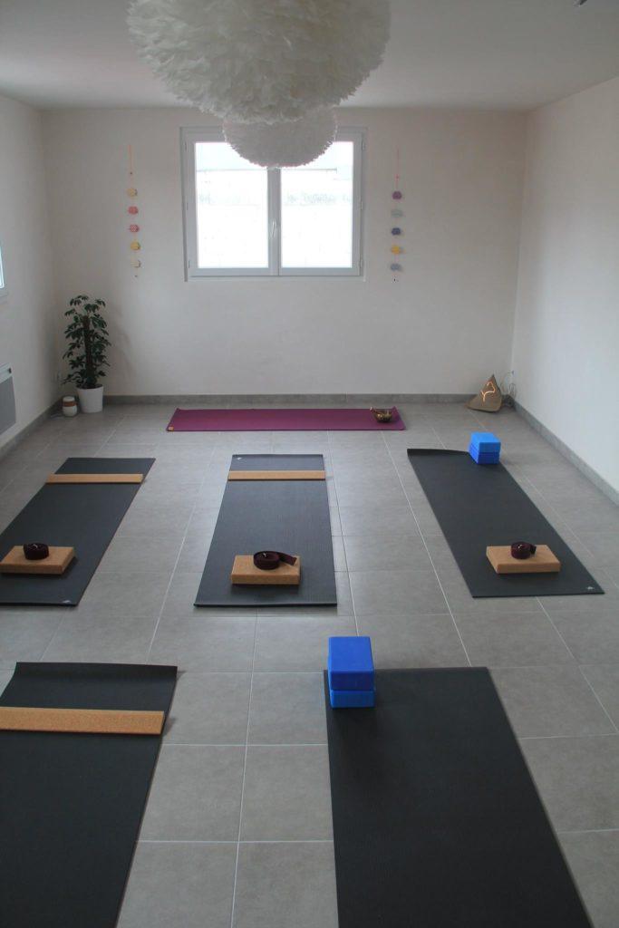 salle de yoga à Plomeur